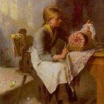 «Кружевница» Д. Ивашинцов