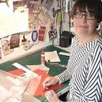 Бумажный мир Helen Musselwhite