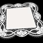 Сколок оплета платочка