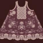 Мастер класс по сборке и плетению платья-туники